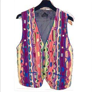 1 COOGI Cashmere Australia Vintage Sweater size M.